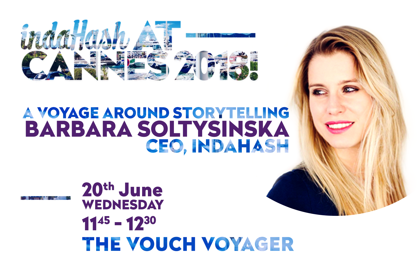 A Voyage Around Storytelling - join us at Cannes Lions 2018